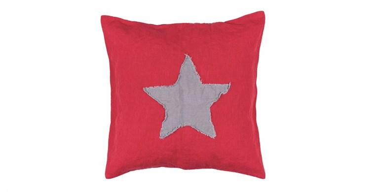 Mitch Star Applique Cushion